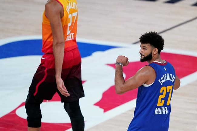 Canada's Jamal Murray turning heads in bubble on and off the court