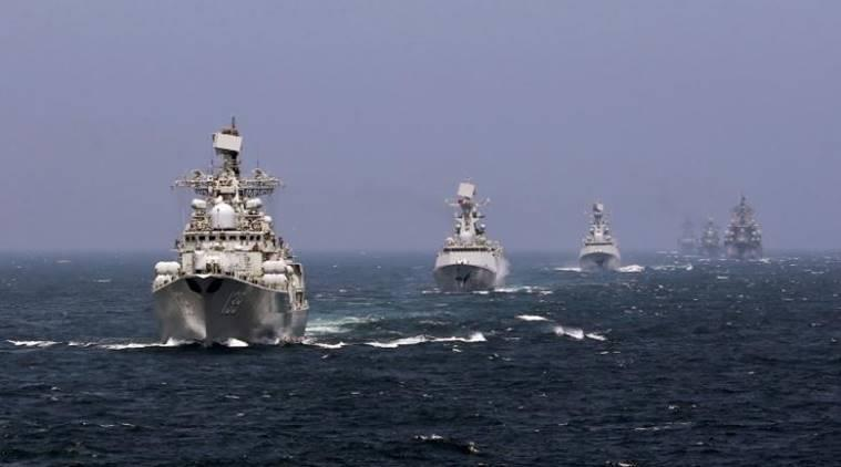 japan, japan defence minister, east china sea, china, china japan sea dispute, world news, asia, indian express, submarine