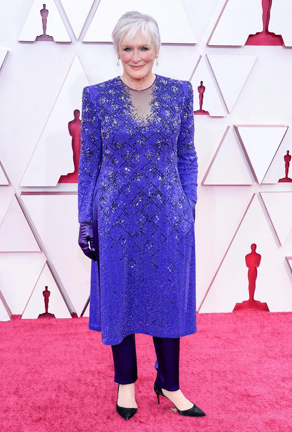"<h1 class=""title"">Glenn Close 2021 Oscars</h1><cite class=""credit"">Getty Images</cite>"
