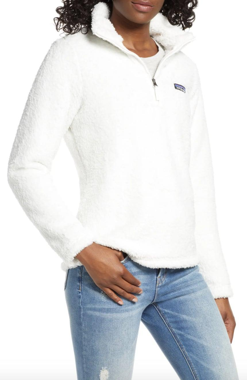 <p>Get this <span>Patagonia Los Gatos Fleece Pullover</span> ($119) for the person who's always cold. The jacket is made from a cozy fleece, but its lightweight design makes it a great layering piece.</p>