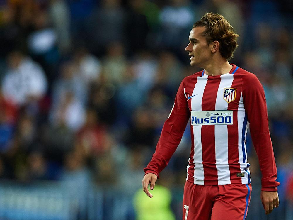 Antoine Griezmann is one of Europe's most sought after players: Getty