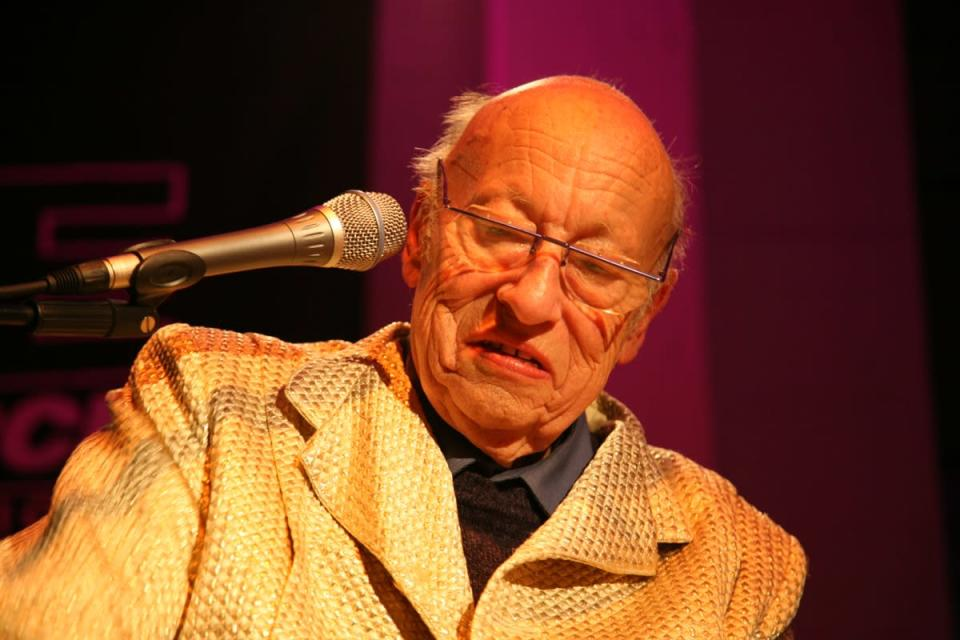 Jean-Jacques Perrey was a pioneering French electronic music producer. He died of complications from lung cancer on Nov. 4. He was 87 years old. (Photo: Randy Yau/Wikipedia Commons)