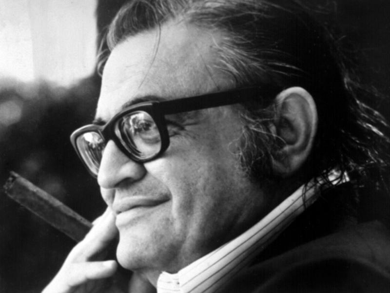 Mario Puzo was 49 when he hit big with 'The Godfather'Rex Features