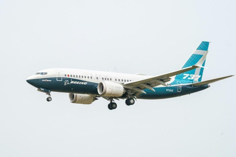 Boeing trimmed its forecast for new commercial plane sales in light of the coronavirus pandemic