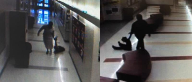 You won't believe the lenient punishment for this kindergartener-dragging principal [VIDEO]