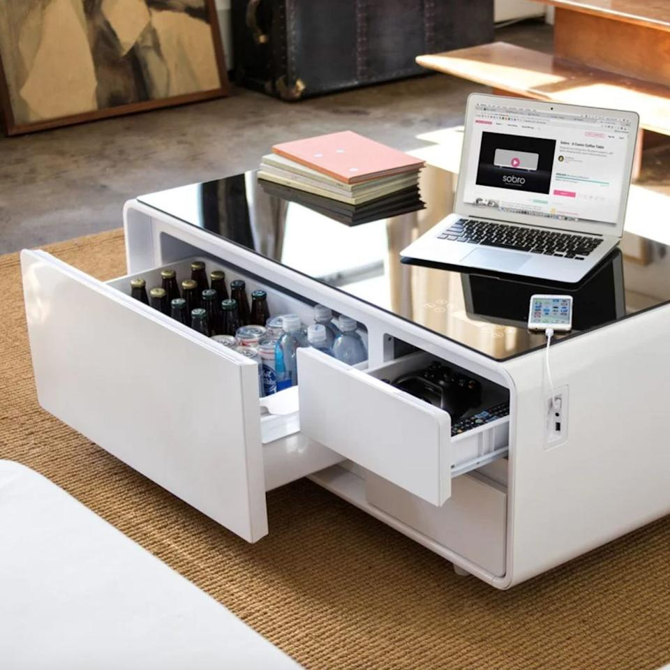 TikTok coffee table