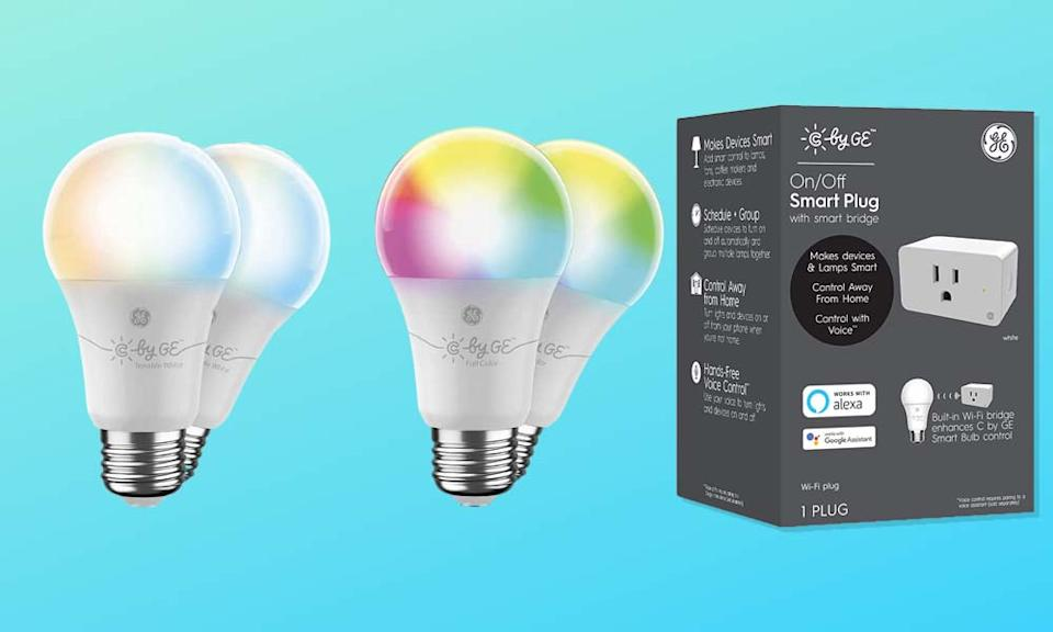 Save up to 75 percent off of these bulbs and plugs! (Photo: Amazon)
