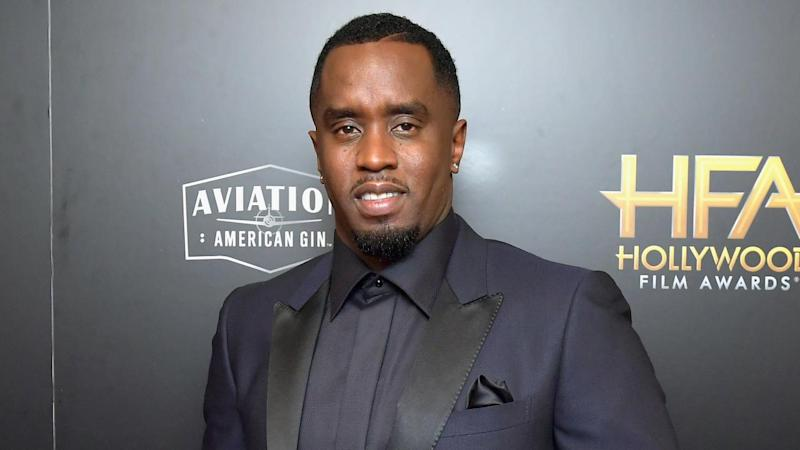 Sean ''Diddy'' Combs Receiving Grammy Salute to Industry Icons Award