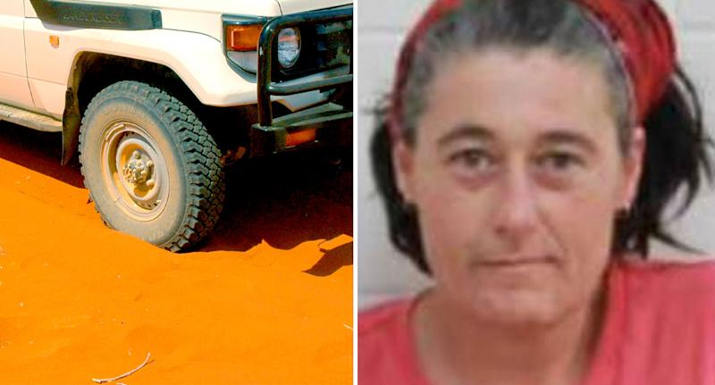 Body of woman found after two weeks lost in the Australian outback