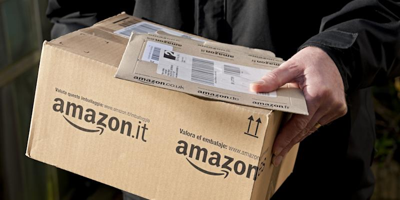 Amazon Program Aims To Boost Delivery Services
