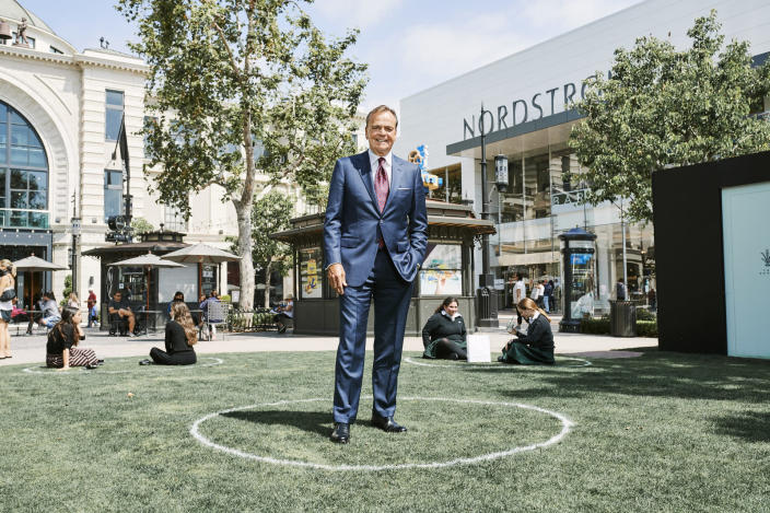 Mall Owner Rick Caruso on Pandemics, Protests, Getting America Shopping Again