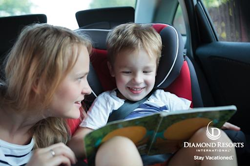 Diamond Resorts International -- Vacations for Life -- Offers Tips on How to Travel With Young Children