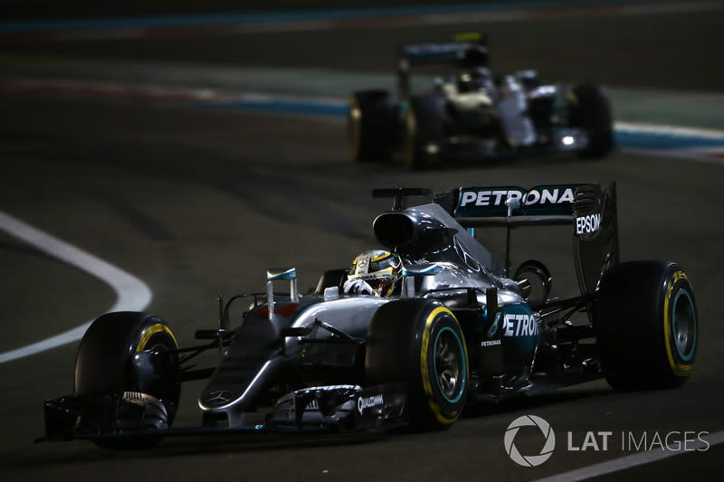 """2016: Mercedes F1 W07 <span class=""""copyright"""">Andrew Hone / Motorsport Images</span>"""