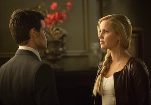 Vampire Diaries' Claire Holt Previews The Originals' Dark Debut and a Finale Surprise