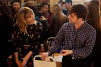 "<p>Putting behind his Harry Potter past, <a href=""https://www.popsugar.com/entertainment/Daniel-Radcliffe-Harry-Potter-Reboot-Quotes-February-2019-45792293"" class=""link rapid-noclick-resp"" rel=""nofollow noopener"" target=""_blank"" data-ylk=""slk:Daniel Radcliffe"">Daniel Radcliffe</a> stars in <strong>What If? </strong>as Wallace, a medical school dropout who discovered his girlfriend hooking up with his professor. Going to a house party one night, he has a total meet-cute moment with Chantry (Zoe Kazan), an animator who happens to be in a relationship when he meets her. Also, a pre-<a href=""https://www.popsugar.com/entertainment/Shirtless-Kylo-Ren-Scene-Star-Wars-Last-Jedi-44429774"" class=""link rapid-noclick-resp"" rel=""nofollow noopener"" target=""_blank"" data-ylk=""slk:Kylo Ren"">Kylo Ren</a> Adam Driver screams, ""I just had sex, and I'm about to eat NACHOS,"" so, uh, yeah, it's a must-watch!</p>"