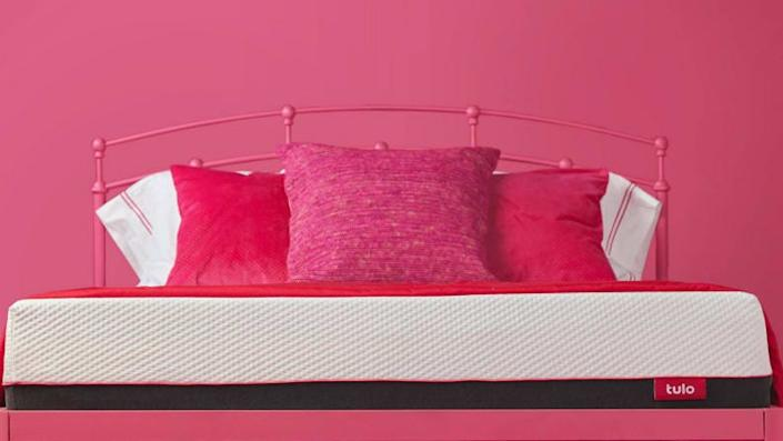 Stomach sleepers rejoice: There's a mattress for you.