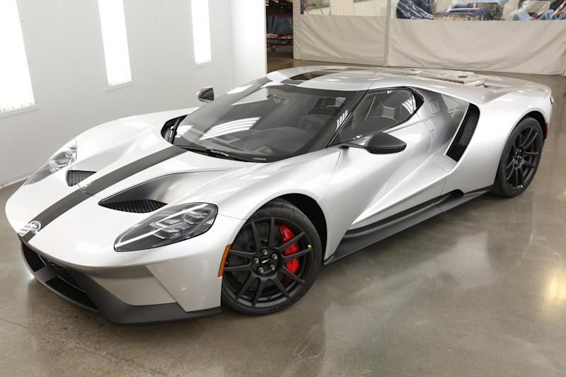 Ford GT Competition Series Gets Official