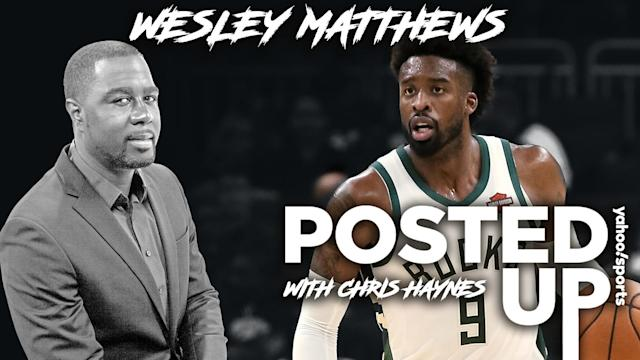 Wesley Matthews reflects on the NBA on pause.
