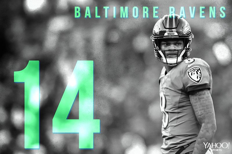 low priced 2bb79 79ec7 2019 NFL preview: Ravens are fully into Lamar Jackson era