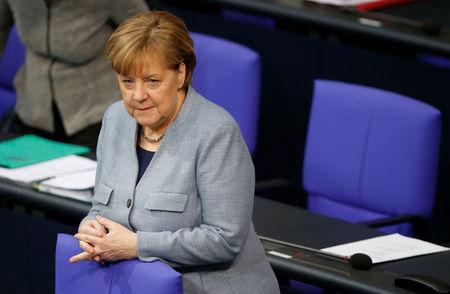 German parliament debates migrant family reunification issue