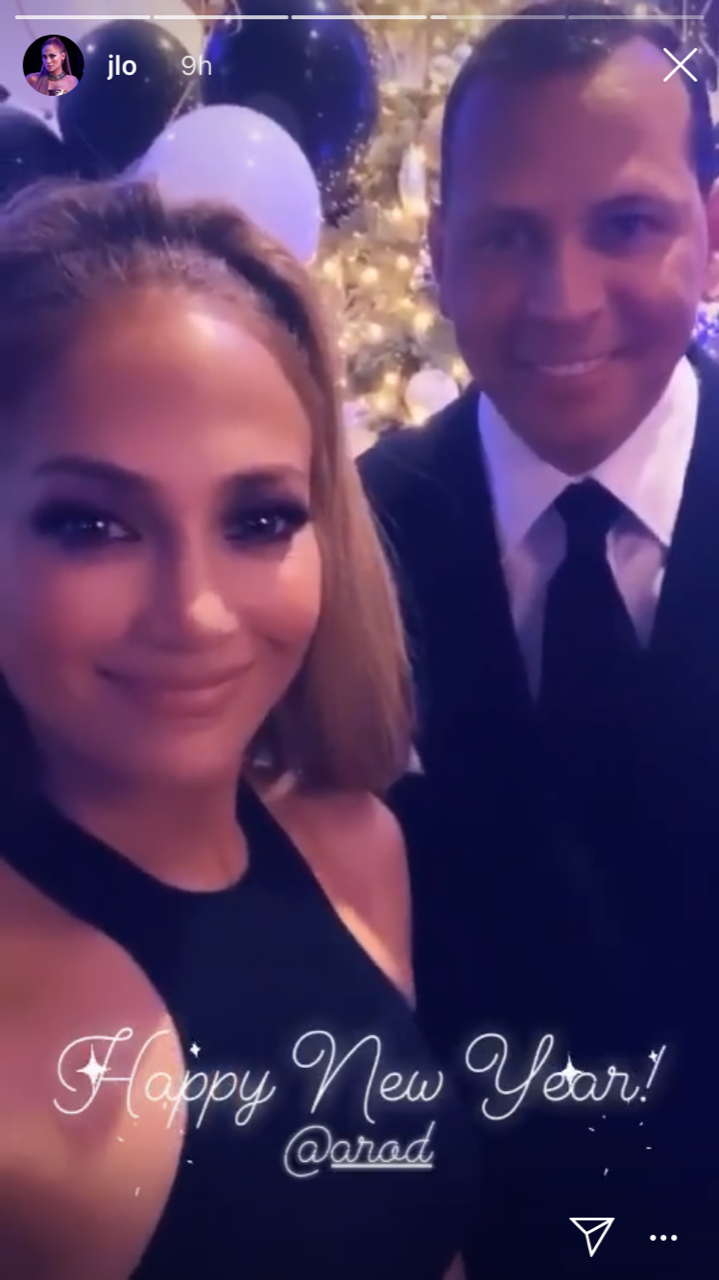 Jennifer Lopez, Instagram