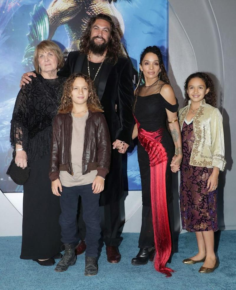 Jason Momoa Knew Lisa Bonet Was The One The Night They Met