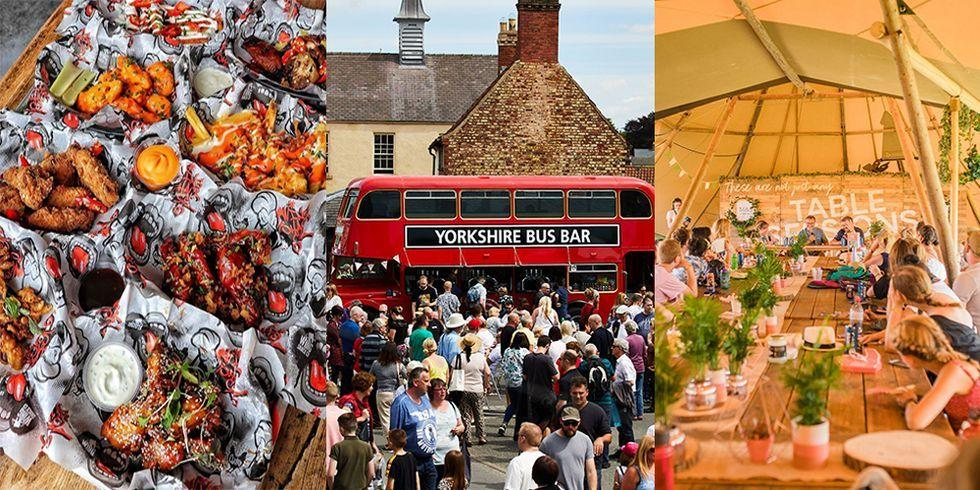 "<p>What better way to while away the summer days than by visiting as many <a href=""https://www.delish.com/uk/food-news/a30874471/wilderness-festival/"" target=""_blank"">foodie festivals</a> as possible this summer. In the UK, food and drink festivals are becoming as popular as their music-based associates, but which foodie festivals are the ones worth donning your wellies for? Here are 12 of the best <a href=""https://www.delish.com/uk/food-news/a31110166/the-big-feastival-line-up/"" target=""_blank"">food and drink festivals</a> happening in the UK in 2020 for you to feast your eyes on.</p>"
