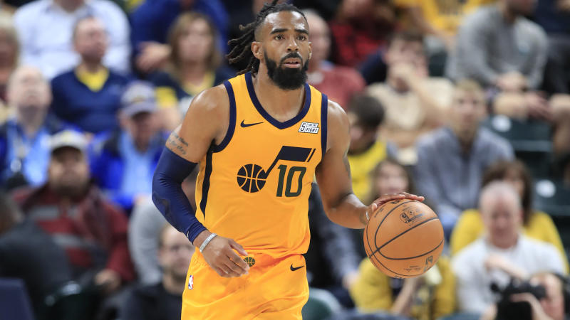 Mike Conley Jr. wins HORSE Obstacle; top shots from semifinals, final
