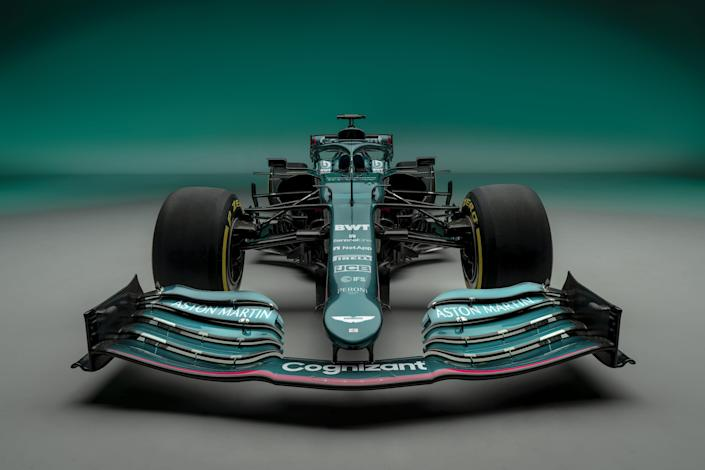 Aston Martin Cognizant Formula One Team