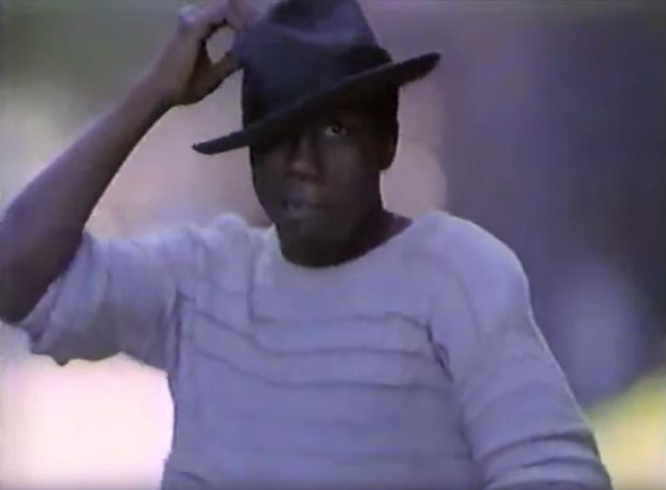 Wesley Snipes in Levis Commercial