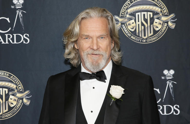 Jeff Bridges Reveals He Has Cancer Before Urging Everyone To Vote