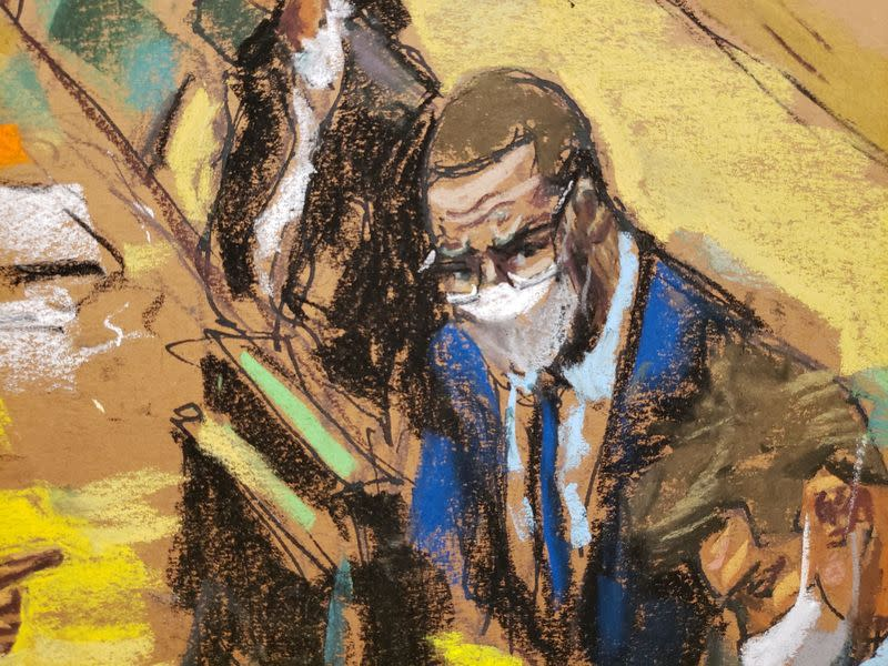 R. Kelly's trial continues