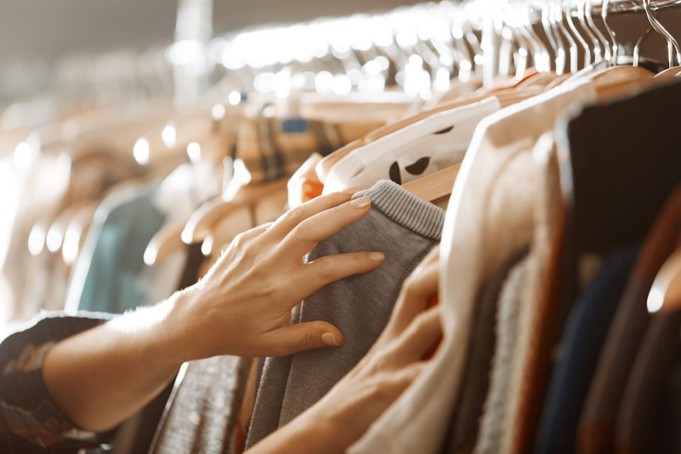 """If you're always looking at labels, <a href=""""https://fave.co/3eouzd6"""" target=""""_blank"""" rel=""""noopener noreferrer"""">Rent The Runway</a>has designer clothes that you can rent each month.Rent The Runway has three different <a href=""""https://fave.co/3eouzd6"""" target=""""_blank"""" rel=""""noopener noreferrer"""">plans</a>, ranging from getting four items a month to an unlimited amount— prices can be $89 to $159 a month.<br /><br />Check out <a href=""""https://fave.co/3eouzd6"""" target=""""_blank"""" rel=""""noopener noreferrer"""">Rent The Runway's membership plans</a>."""