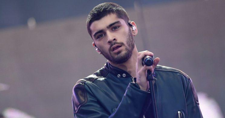 Zayn pulled out of his Capital FM Summertime Ball performance, citing anxiety for his absence (Copyright: Getty/Axelle/Bauer-Griffin)