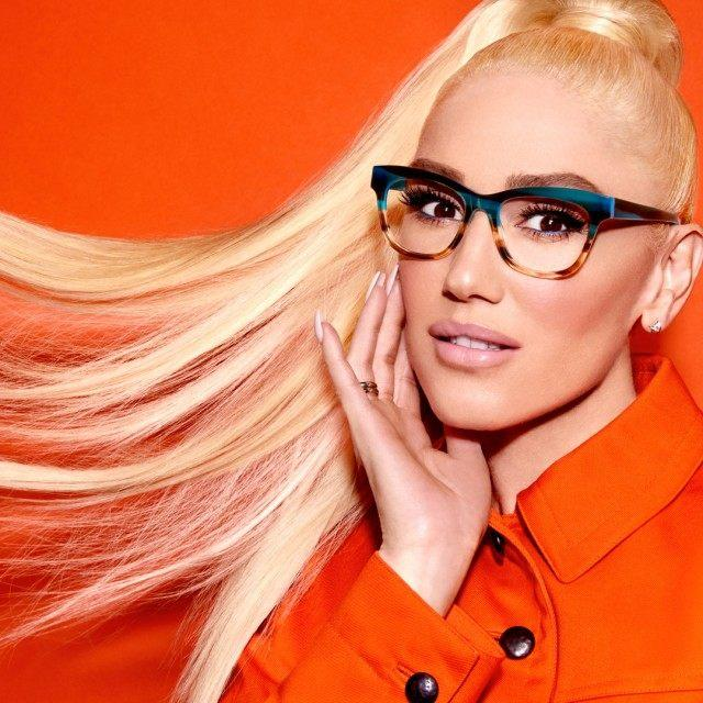 7fdd0d61b9 Gwen Stefani on Her New Eyewear Collection and Plans For New Music ...