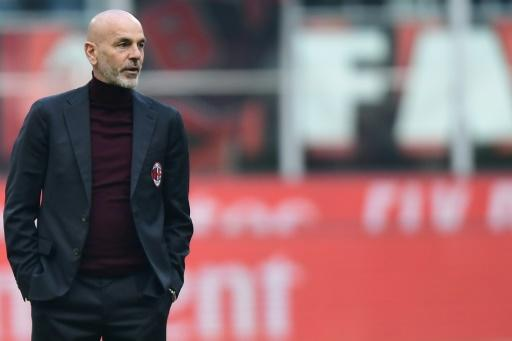 Stefano Pioli took over as Milan coach on October 9