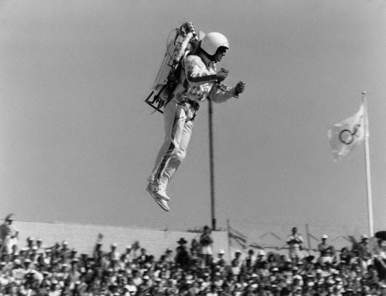 Los Angeles last hosted the Summer Games in 1984 when a jetman famously flew into the Olympic Coliseum at the start of the opening ceremony