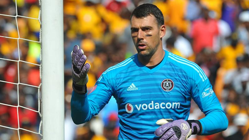 Orlando Pirates goalkeeper Sandilands 'wanted to be like Rustu Recber'