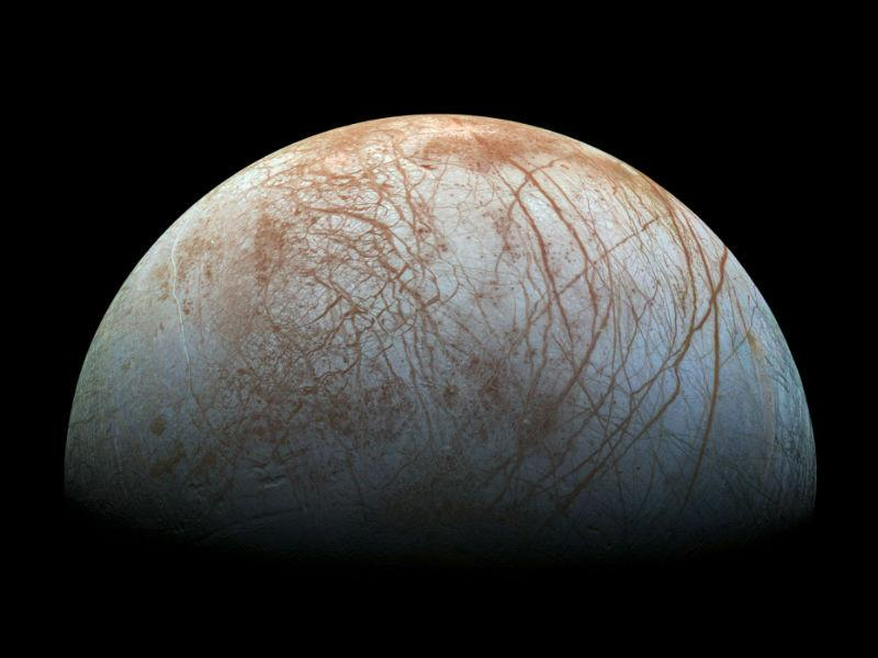 Alien life? Maybe not, but NASA says there's 'surprising activity' on Europa