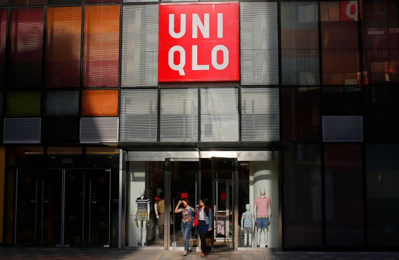 Uniqlo reopens more China stores, most partner factories restart