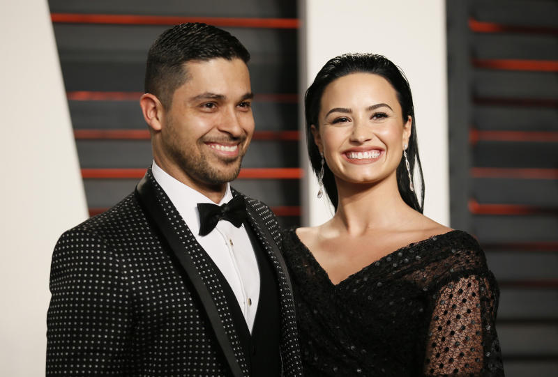 Demi Lovato Got Rejected From This Dating App