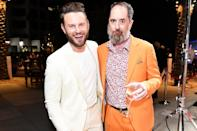 <p>at the 73rd Emmy Awards Performers Nominee Celebration hosted by Ketel One Family Made Vodka on Sept. 17 at the Television Academy's NoHo Arts District campus in L.A.</p>
