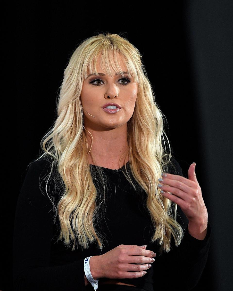 Conservative television commenter Tomi Lahren opposes Alabama's near-total abortion ban. (Photo: Getty Images)