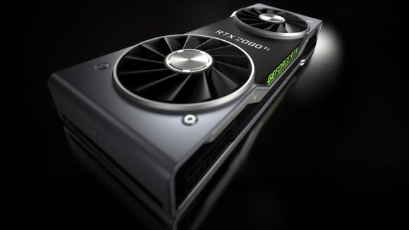 NVIDIA's RTX 2080 Ti graphics card