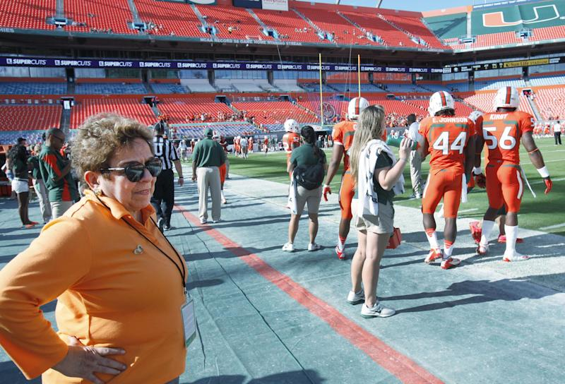 Miami quietly helping athletes who leave early