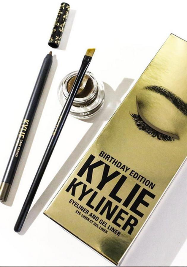 Dark Bronze Kyliner.