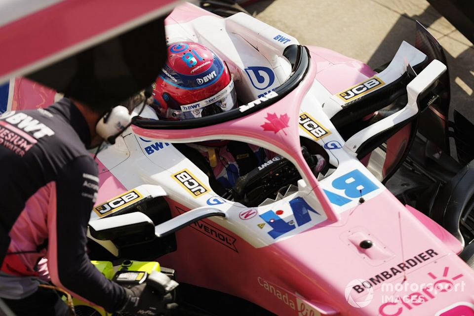 "Lance Stroll, Racing Point RP20<span class=""copyright"">Glenn Dunbar / Motorsport Images</span>"