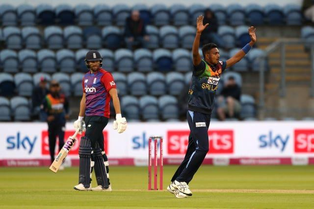 Dushmantha Chameera produced an impressive bowling display