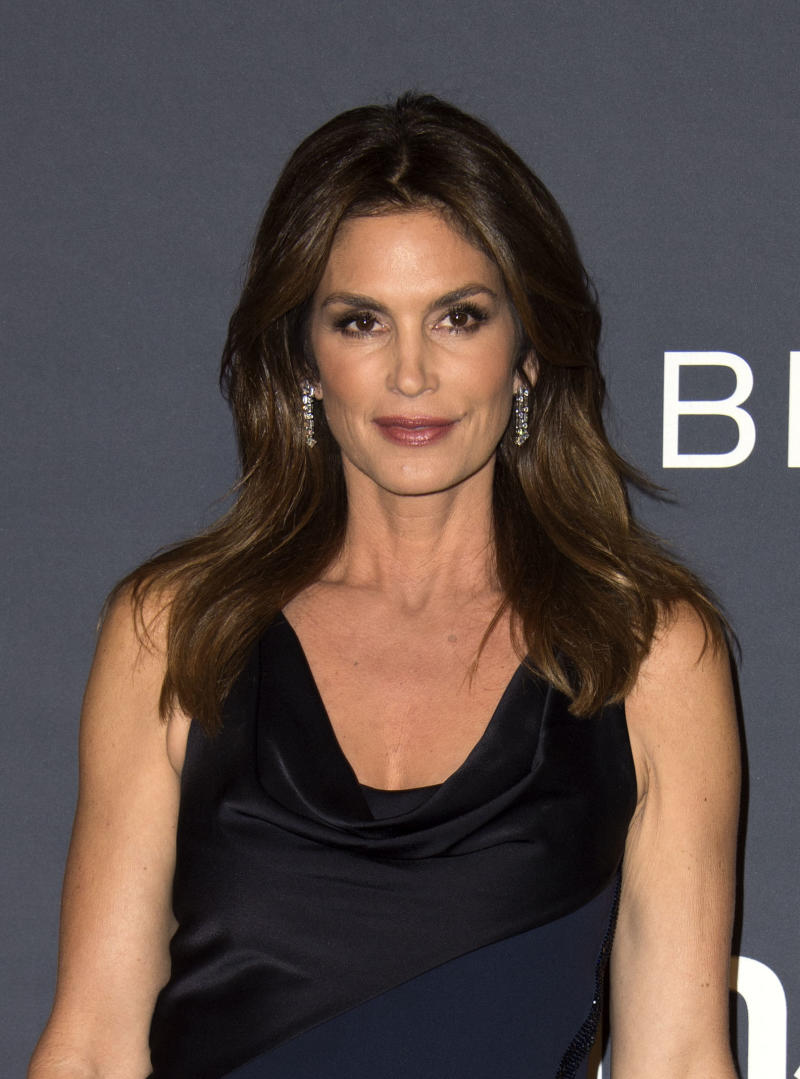 Cindy Crawford Will Be The Face Of