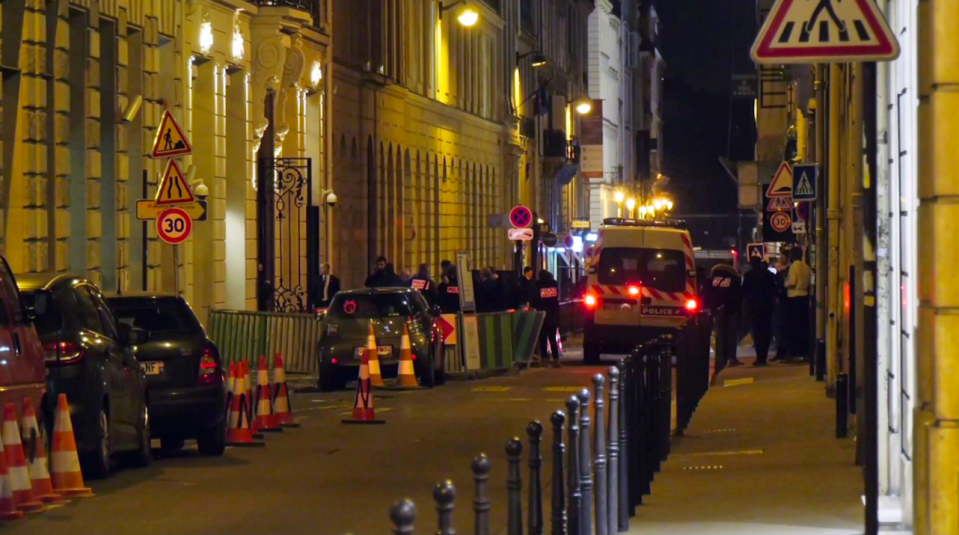 <em>Armed thieves stole millions of pounds worth of jewellery from the Ritz Hotel in Paris (PA)</em>